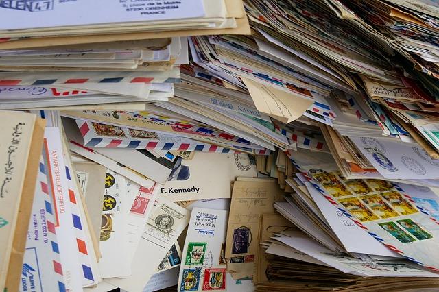 exposer sa collection de timbres-comment procéder