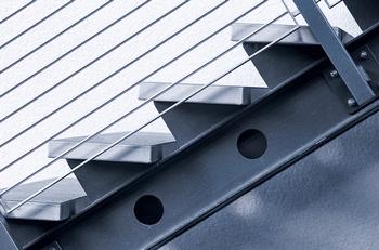 Avantages fabricant escalier métal