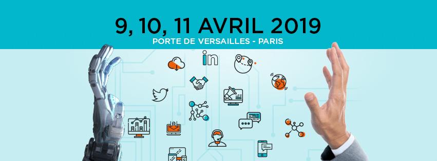 salon E-marketing Paris 2019
